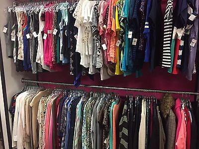 Huge Wholesale Lot Woman's Clothing Various Sizes Store Closing 120+ pieces