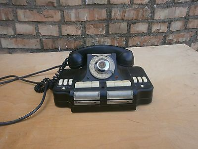 Vintage government control Phone KGB Soviet Russian USSR