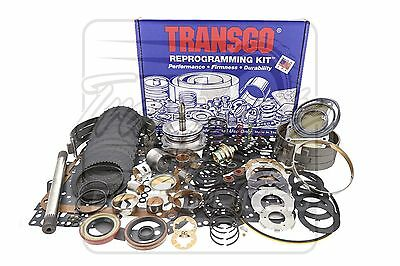 Ford C4 Raybestos Gen 2 Race Performance Transmission Rebuild Deluxe Kit Transgo