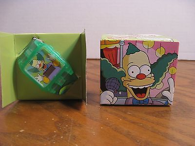 Burger King - The Simpsons -  Krusty Watch - 2002