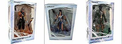 Square Enix Final Fantasy XIII: Play Arts Kai: Hope Estheim, Sazh, Fang MISB