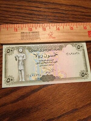 Central Bank Of Yemen Banknote