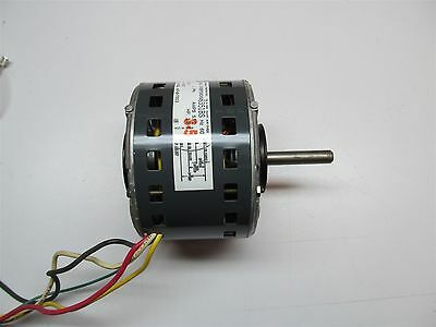 GE General Electric Lennox FURNACE MOTOR BLOWER 1/8 HP 1075 RPM 115V 3 SPEED