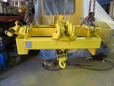 3 Ton Yale Cable King Air Operated Wire Rope Hoist