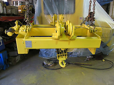 3 Ton Yale Cable King Air Wire Rope Hoist Double Reeved