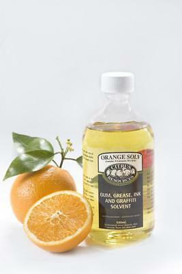 Oates Citrus Products Orange Solv 500ml Water Soluable Solvent