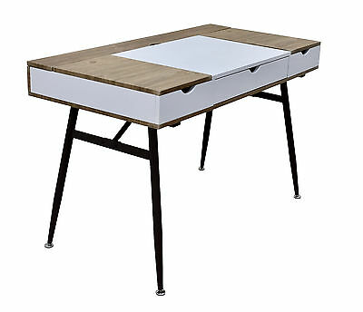 Office Lift Up Top Computer Desk Table Home Student Study