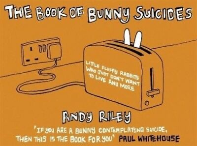 The Book of Bunny Suicides von Andy Riley (Buch) NEU