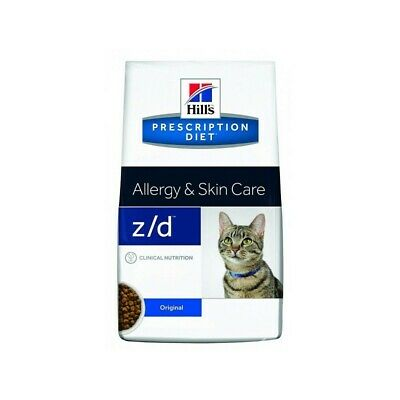 HILL S prescription diet   z/d feline low allergen secco  kg.2