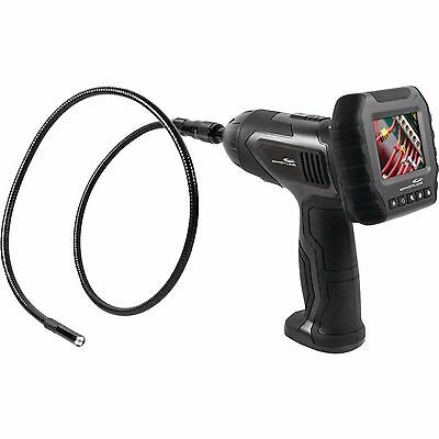 Whistler Automotive  2.7-Inch Colored LCD LED Lighted Flexible Inspection Camera