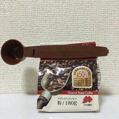 ppCoffee Scoop Clip Ground Coffee Spoon Scoop Clearance Sales