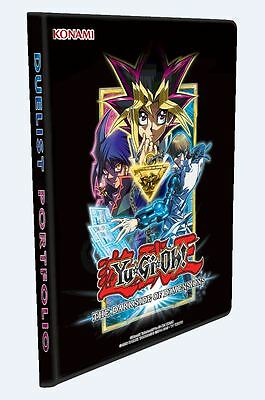 Yu-Gi-Oh! Dark Side of Dimensions 9-Pocket Portfolio Neu und OVP