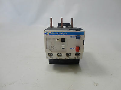 Telemecanique LRD08 Thermal Overload Relay 2.5-4A