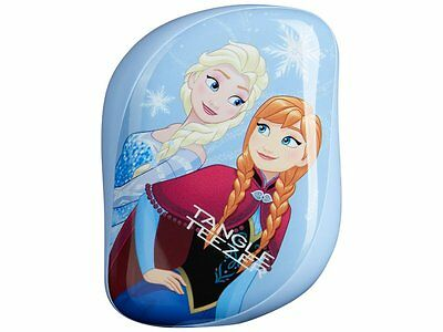 Cepillo Tangle Teezer Peine New Disney Frozen Original Hair Brush Compact Niños