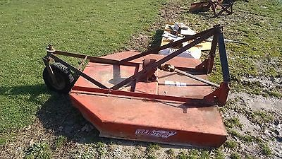 L&S Volunteer 5 Foot Brush Hog Rotary Cutter 3 Point Hitch 5'