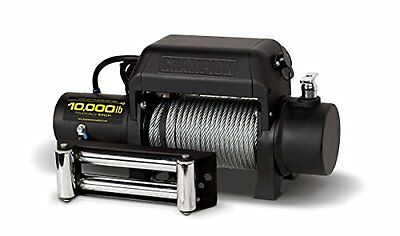 Champion Power 11008 10000lb Truck/SUV Winch Kit 12V DC Winch