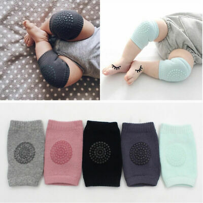 New Safety Crawling Protective Knee/Elbow Pads for Toddler Baby Infant Kids UK