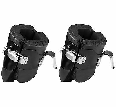 Gravity Boots Inversion Shoes Ab Crunch Abdominal Sit Up Hooks Bar Anti Gravity