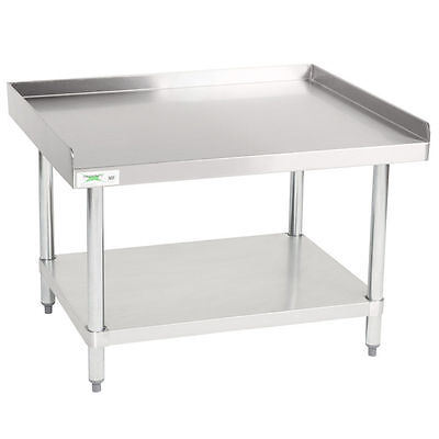 "Regency 24"" x 36"" Stainless Steel Work Prep Table Commercial Equipment Stand NSF"