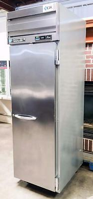 Beverage Air Ef24-1As 23.1 Cu Ft Commercial 1 Door Reach In Stainless Freezer