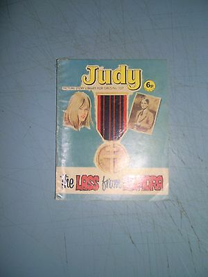 Judy Picture Story Library issue 127 from 1973