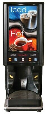 Newco 120520 LCD-2 Liquid Coffee Dispenser - Hot and Ambient **NEW**