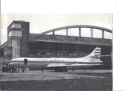Photo Vintage (Sud Aviation) 1960 Usine Toulouse 08