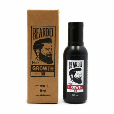 BEARDO Beard and Hair Growth Oil 50 ml -Free International Delivery