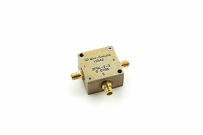 Mini-Circuits 15542 ZFSC-2-2 Power Splitter 10 to 1000 MHz