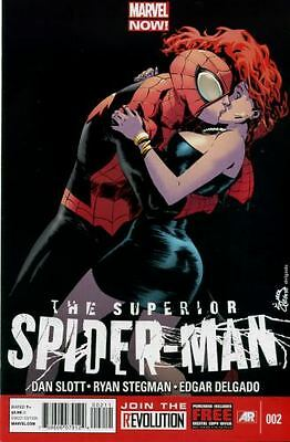 THE SUPERIOR SPIDER-MAN comic  from Marvel Comics - 2013 issue 2