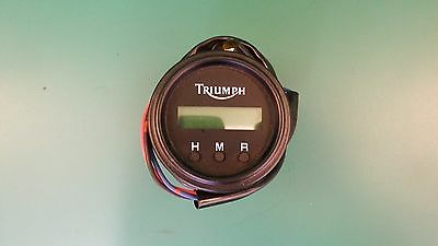 Triumph  Trident Sprint Digital Clock 900