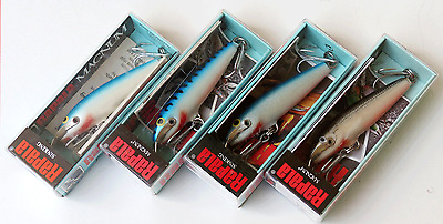 "Rapala CD-7 Countdown magnum 2.3/4 "" 7/16 oz different colors"