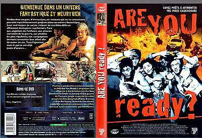 DVD are you ready? (Comme neuf)   Horreur   Lemaus