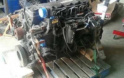 2007 cummins qsb 6.7 diesel engine