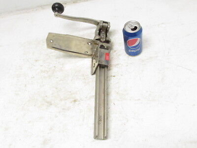 Edlund No. 1 Hand Crank Commercial Restaurant Can Opener