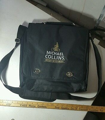 Michael Collins Irish Whiskey Satchel Cooler Bag Brand New