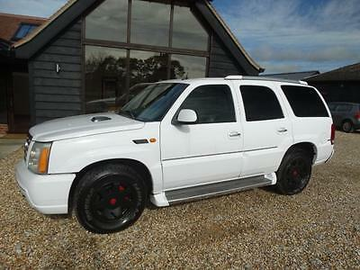 2005 CADILLAC ESCALADE AUTOMATIC with LPG CONVERSION