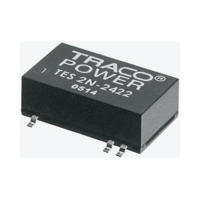 1 x TRACOPOWER, Vout ±5V dc Isolated DC-DC Converter TES 2N-4821, Vin 36- 72V dc