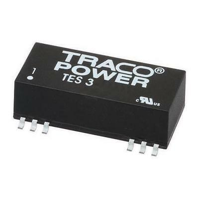1 x TRACOPOWER, Vout ±12V dc Isolated DC-DC Converter TES 3-1222, Vin 9-18V dc