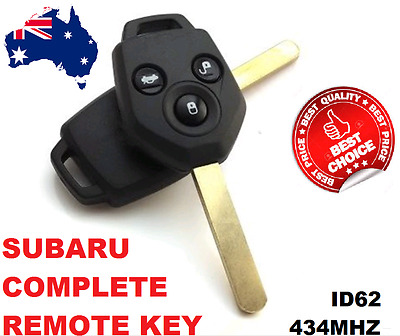 Subaru Forester Complete Remote Key Keyless Fob For 2008-2010  ID62-434MHZ