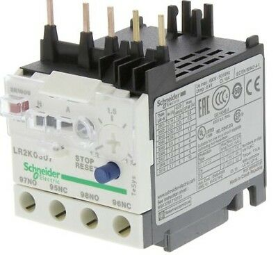 Schneider Electric LR2K0303 Thermal Overload Relay 0.23-0.36A 3Pole TeSys 023037