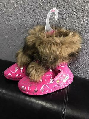 Hello Kitty slippers/booties... for  women