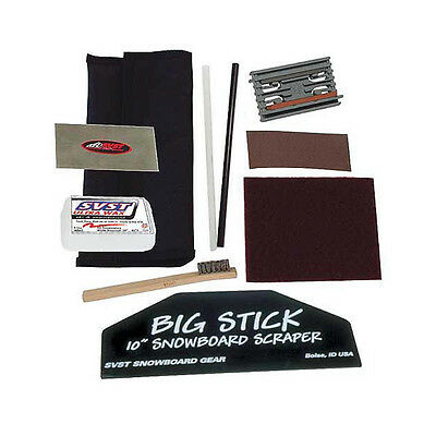 SVST Snowboard Tuning Kit