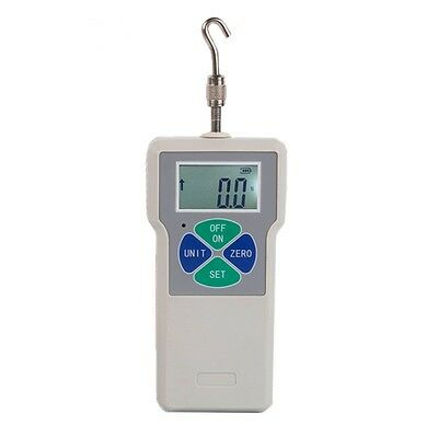500N 50KG Digital Dynamometer Push Pull Force Gauge Tester Meter ELK-500