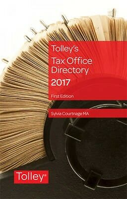 Tax Office Directory 9780754552710 Sylvia Courtnage Spiral bound New Book Free U