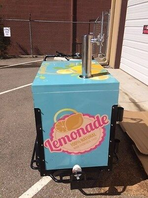 Lemonade/soda, Vending Bike (NEW)