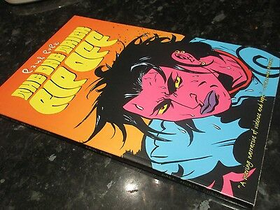 paul pope the one trick rip off paperback graphic novel