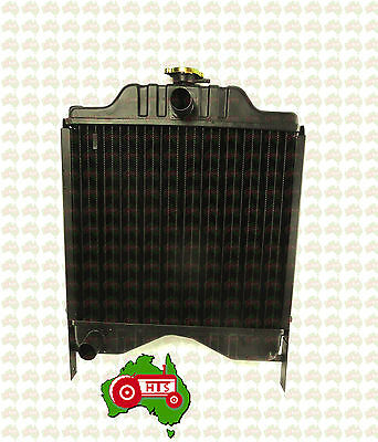 Tractor David Brown Radiator 1290 1294 1390 1394 Without Air Conditioning