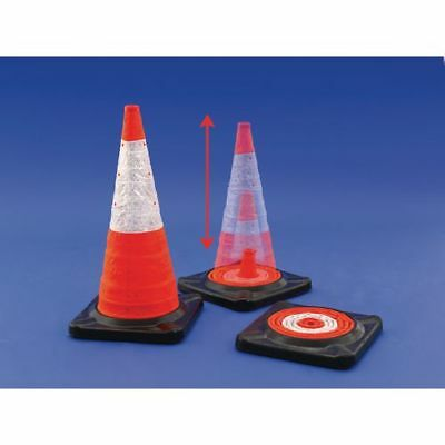 Collapsable cone