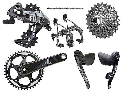 SRAM Force 1 11 Speed Groupset (RRP £908) Rim Brake
